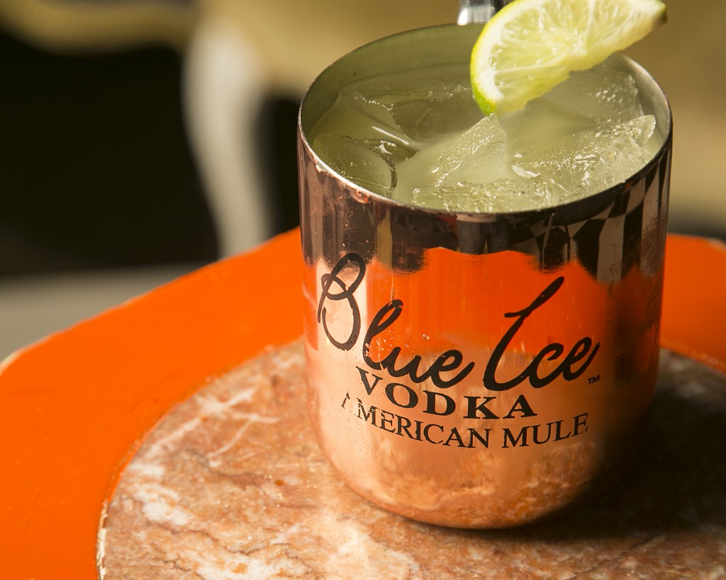 Americana Mule cocktail photo
